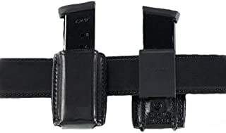 product image for Galco QMC Quick Magazine Carrier for 9mm.40.357 Sig Staggered Metal Magazines