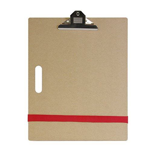 US Art Supply Artist Sketch Tote Board - Great for Classroom, Studio or Field Use (11