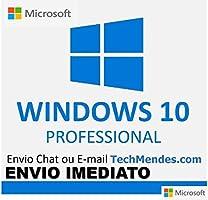 Windows 10 Pro Key Serial Chave Licença Original Ativa Online