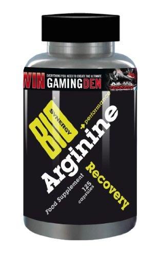 Performance Bio-Synergy Arginine, 125 capsules
