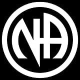 Narcotics Anonymous Vinyl Car/Laptop/Window/Wall Decal