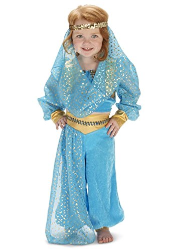 Mystical Genie Girls Toddler (Toddler Genie Costumes)