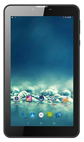 I KALL N8(512+8GB) 3G+Wifi Calling Tablet- Black