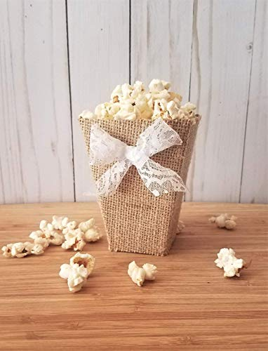 Amazoncom Popcorn Boxes For Baby Shower Popcorn Favor Boxes