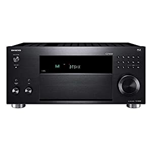Onkyo TX-RZ820 7.2-Channel Network A/V Receiver (Certified Refurbished)