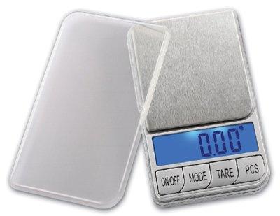 Promoción - TBX atx-1000 - Báscula electrónica de bolsillo para pesado rápida y precisa - 1000 g x 0.1 g: Amazon.es: Oficina y papelería
