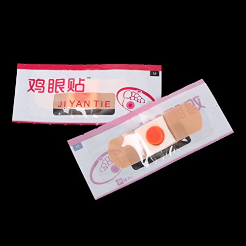 Zobeen 6Pcs Foot Patch Corn Treatment Removal Calluses Medical Plaster Health Care New by zobeen (Image #4)