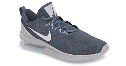 super popular 8a1a4 0043c Galleon - Nike Men s Air Max Fury Running Shoes Blue Fox Pure Platinum  AA5739-403 (US 14)