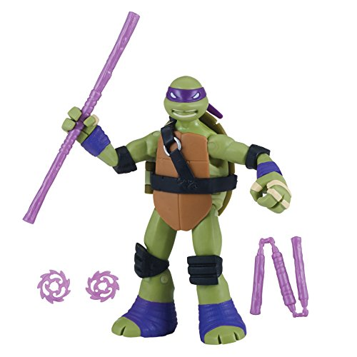 All The Ninja Turtles Characters (Teenage Mutant Ninja Turtles 5