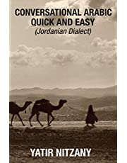 Conversational Arabic Quick and Easy: Jordanian Dialect, Jordanian Arabic, Levantine arabic colloquial