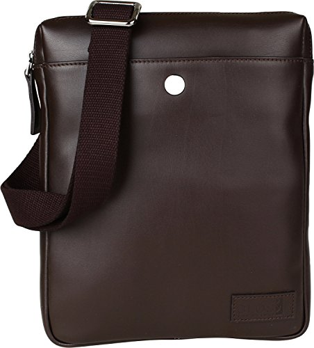 The Bridge, Borsa a tracolla donna Marrone (85 dunkel braun)