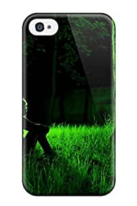 Protection Case For Iphone 4/4s / Case Cover For Iphone(women)