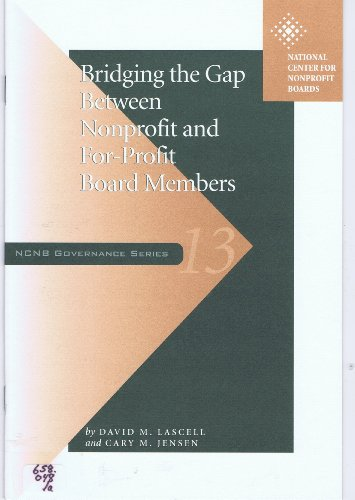 Bridging the Gap Between Nonprofit and for Profit Board Members