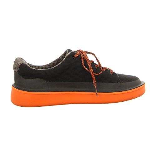 de para CAMPER hombre de Zapatos negro tela K100117 006 cordones qwwfSaTX