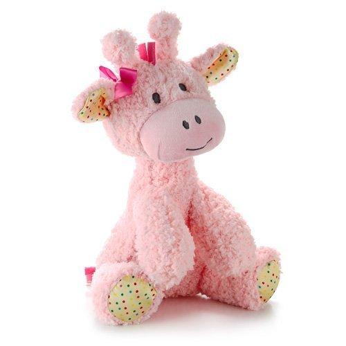 - Hallmark Baby Pink Plush Giraffe Stuffed Animal