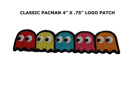 Athena Classic Arcade Game Pacman Ghosts 4