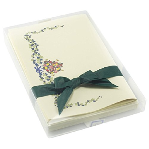"/""ivy watermarked writing paper Il Papiro Firenze"