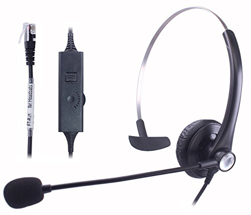 Fivetech Telephone Headset Headphone ShoreTel product image
