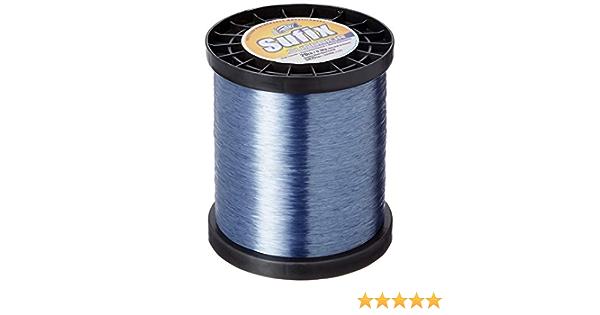 Smoke Blue, 80-Pound Sufix Superior 1-Pound Spool Size Fishing Line