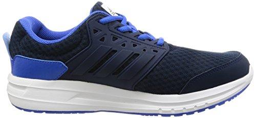 Adidas Galaxy 3 K, Chaussures de Tennis Mixte Enfant, Marron (Maruni/Maruni/Azul), 36 EU