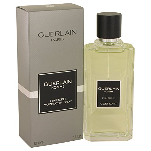 Gúerláin Homme L'eau Boisee Cologne 3.3 oz Eau De Toilette Spray for Men