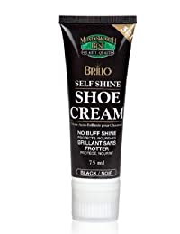 Moneysworth and Best Shoe Care Self Shine Shoe Cream