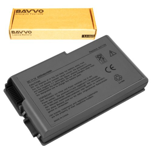 Bavvo Battery Compatible with Dell n9406 312 0191 Latitude D510 D520 D610