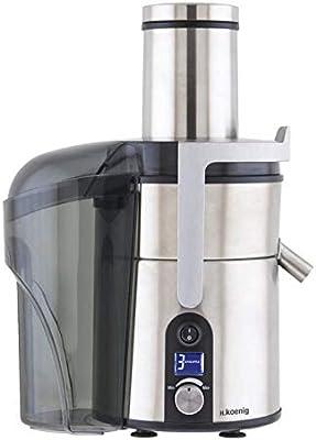 RECONDICIONAMIENTO : Licuadora H.Koenig GS32 5 velocidades 1200 W ...