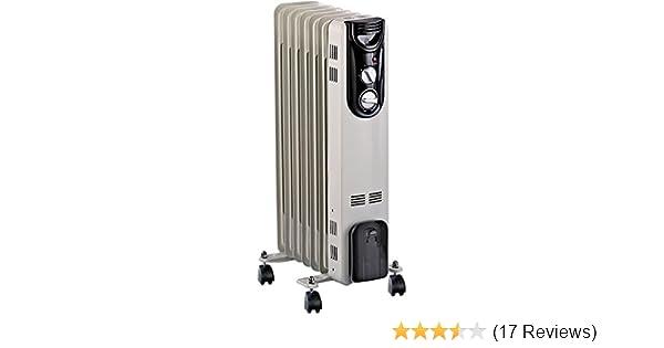 02e2e92f9ab Amazon.com  HOMEBASIX CYB20-7 Oil Filled Heater