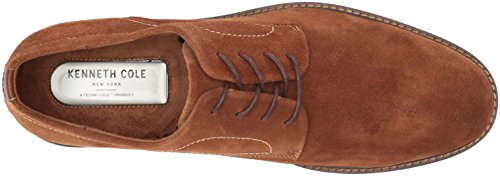 Kenneth Cole New York Mens Design 10891 Oxford Cammello