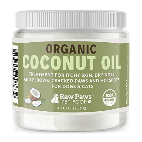 Raw Paws Organic Coconut