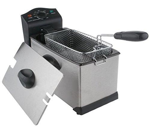cooks essential deep fryer - 1