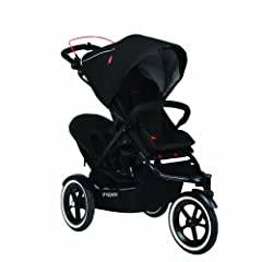 auto stop for convenience & safety take baby's safety into your own hands. the sport stroller's hands-free auto stop brake allows for unpredictable parenting moments without the risk of your stroller rolling away. attend to another child ...
