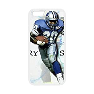 Detroit Lions iPhone 6 Plus 5.5 Inch Cell Phone Case White persent zhm004_8571151
