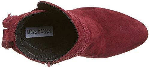 Steve Madden Botines  Burdeos EU 38 (US 8)