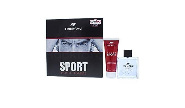 Rockford - Estuche para hombre, perfume de 50 ml + leche corporal ...