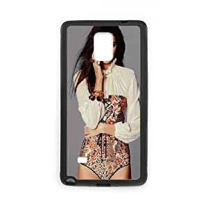 Celebrities Kendall Jenner Samsung Galaxy Note 4 Cell Phone Case Black DIY GIFT pp001_8994764