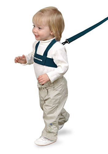 Toddler Leash & Harness for Child Safety - Keep Kids & Babies Close - Padded Shoulder Straps for Children