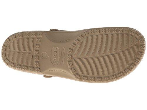 Classic Crocs Clog 10 8 Men Khaki Women US US Unisex PPxfr5R