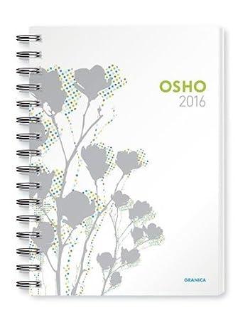 Granica GB17 - Agenda anillada Osho 2016: Amazon.es: Oficina ...