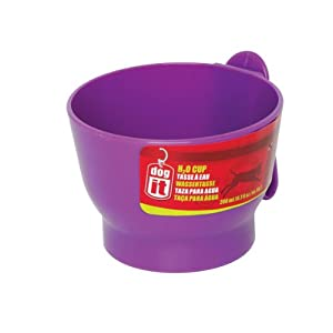 Dogit H2O Cup, Purple 36