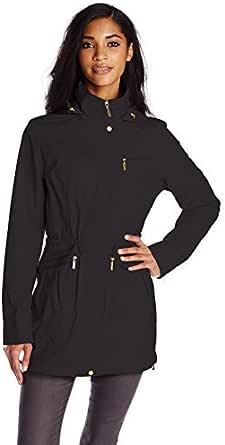 Cole Haan Women's Hooded Anorak Jacket