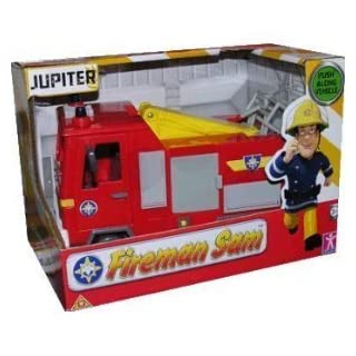 Fireman Sam Jupiter Character Options