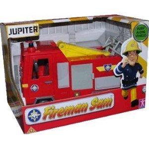 Fireman Sam Jupiter Character Options Fireman Sam Diecast Jupiter Vehicle SG/_B007T7GDVW/_US