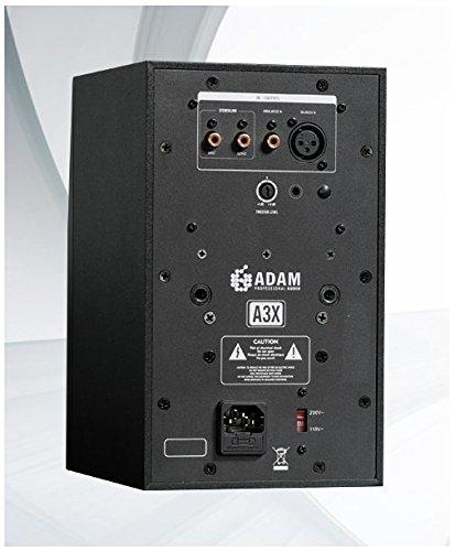 ADAM Audio A3X Powered Studio Monitor Level 1