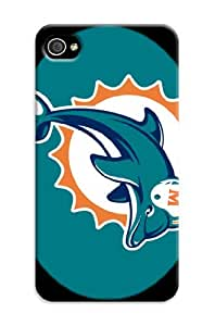 iphone 5s Protective Case,3D Sport PC Football iphone 5s Case/Miami Dolphins Designed iphone 5s Hard Case/Nfl Hard Case Cover Skin for iphone 5s