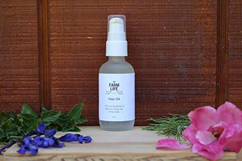 Hair & Scalp Repair Oil by The Farm Life