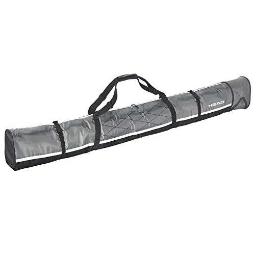 HEAD PERFORMANCE SINGLE SKI BAG EXPANDABLE TO 194CM by HEAD