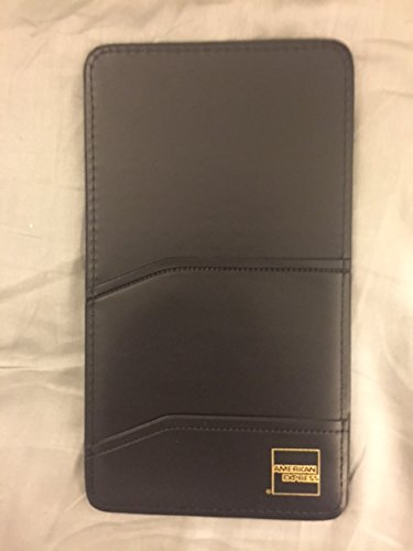 (10 American Express Single Panel Guest Check Presenters - Two Pockets )