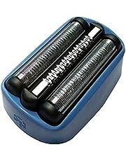 LICHIFIT Folie Cutter Hoofd Cassette 40B Vervanging voor Braun CoolTec Shaver CT2s CT2cc CT3cc CT4s CT4cc CT5cc CT6cc Elektrische Scheerapparaat